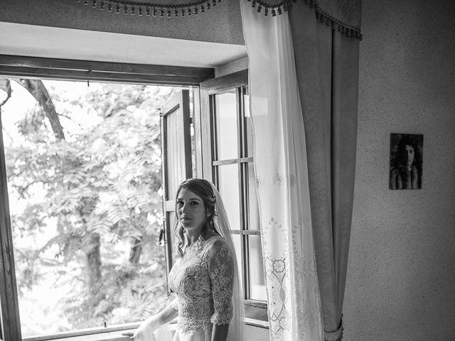 Il matrimonio di Claudio e Elisa a Greccio, Rieti 26