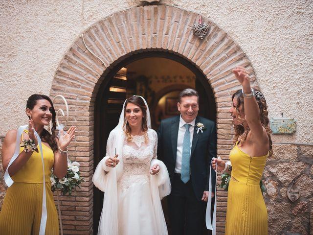 Il matrimonio di Claudio e Elisa a Greccio, Rieti 28