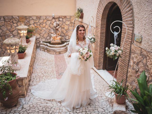 Il matrimonio di Claudio e Elisa a Greccio, Rieti 29