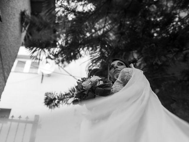 Il matrimonio di Claudio e Elisa a Greccio, Rieti 30