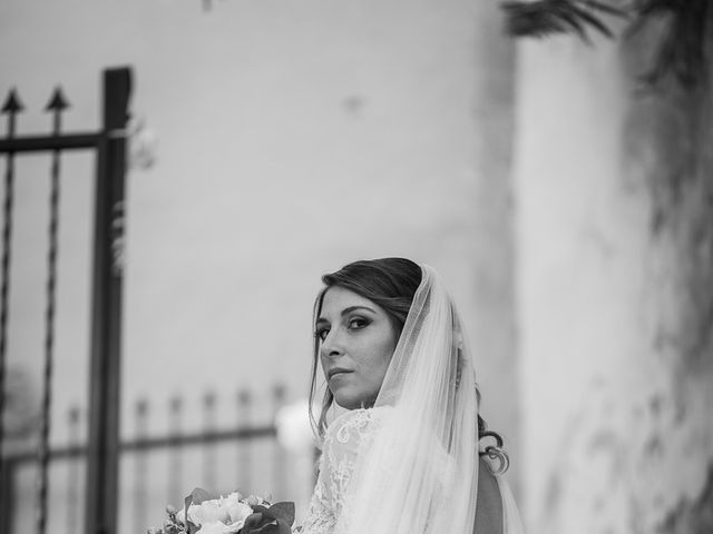 Il matrimonio di Claudio e Elisa a Greccio, Rieti 32