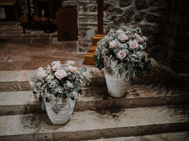 Il matrimonio di Claudio e Elisa a Greccio, Rieti 33