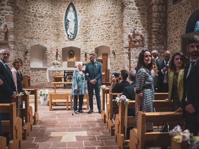 Il matrimonio di Claudio e Elisa a Greccio, Rieti 34