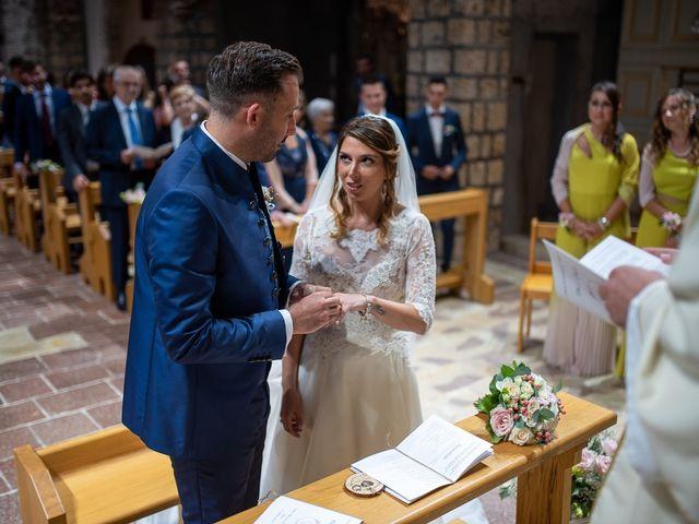 Il matrimonio di Claudio e Elisa a Greccio, Rieti 37