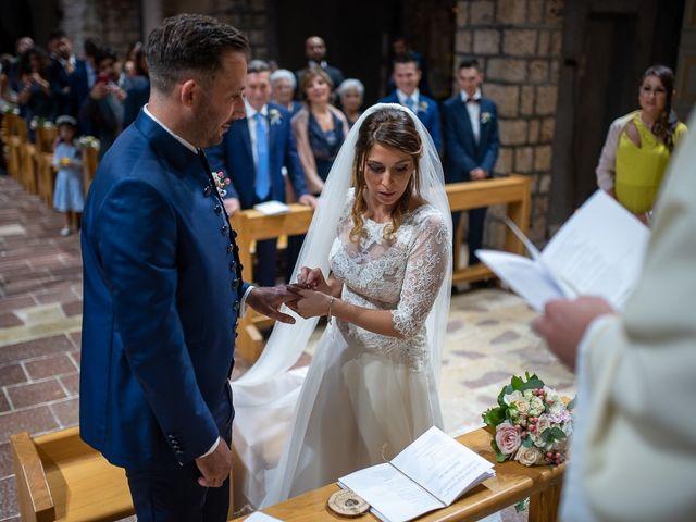 Il matrimonio di Claudio e Elisa a Greccio, Rieti 38