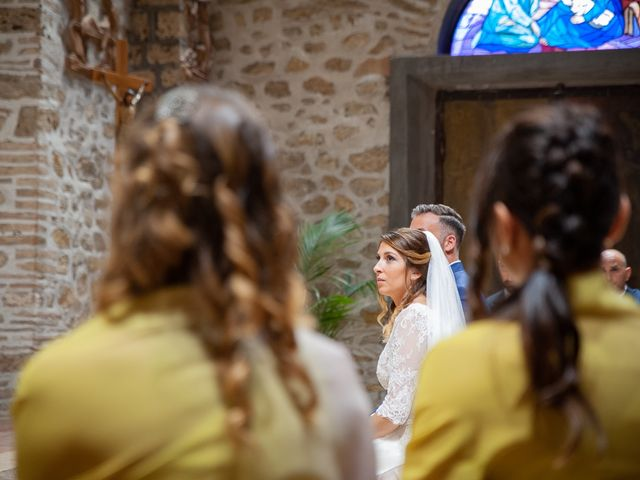 Il matrimonio di Claudio e Elisa a Greccio, Rieti 39