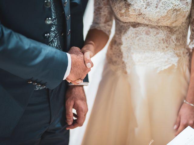 Il matrimonio di Claudio e Elisa a Greccio, Rieti 43