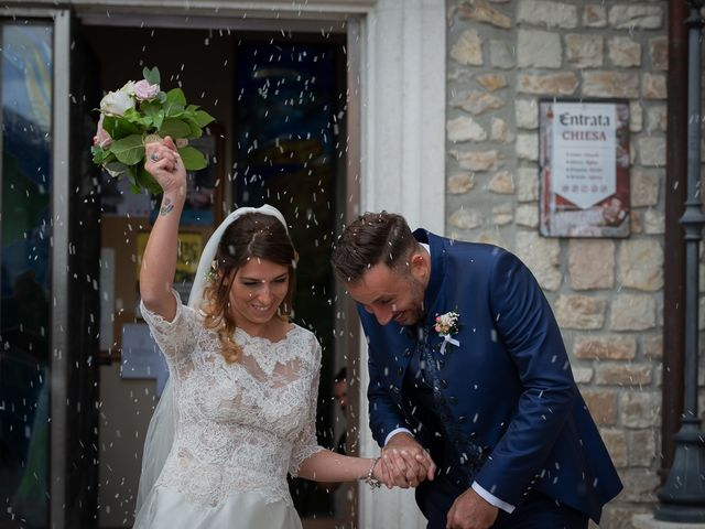 Il matrimonio di Claudio e Elisa a Greccio, Rieti 44