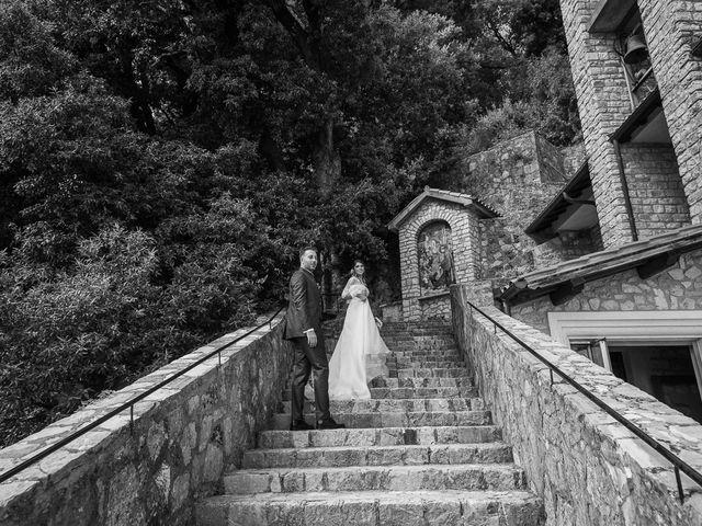 Il matrimonio di Claudio e Elisa a Greccio, Rieti 48