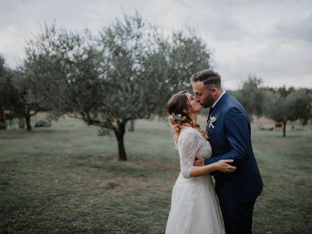 Il matrimonio di Claudio e Elisa a Greccio, Rieti 49