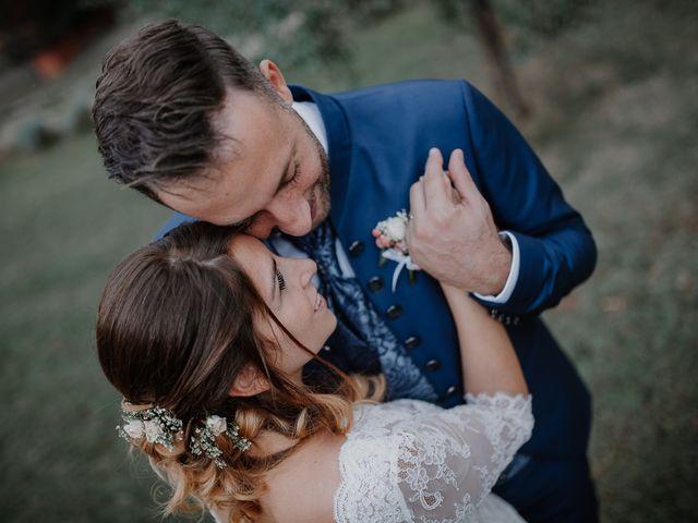 Il matrimonio di Claudio e Elisa a Greccio, Rieti 50