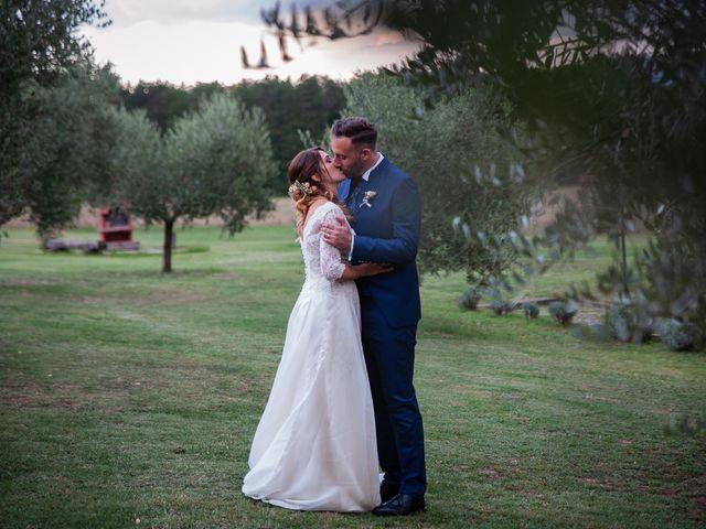 Il matrimonio di Claudio e Elisa a Greccio, Rieti 54