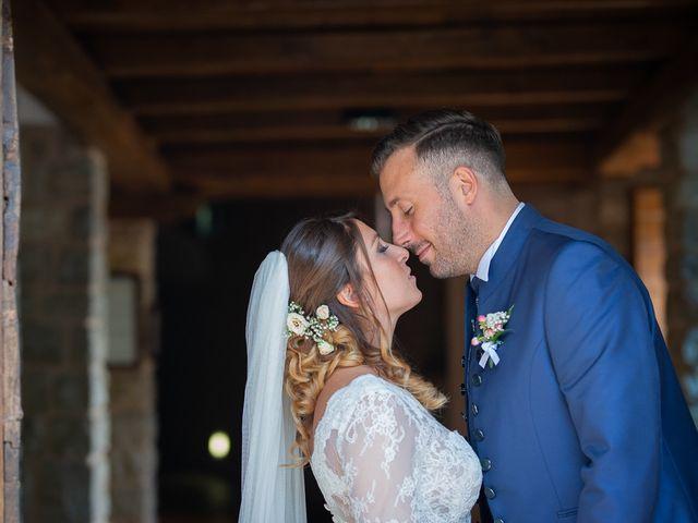 Il matrimonio di Claudio e Elisa a Greccio, Rieti 57
