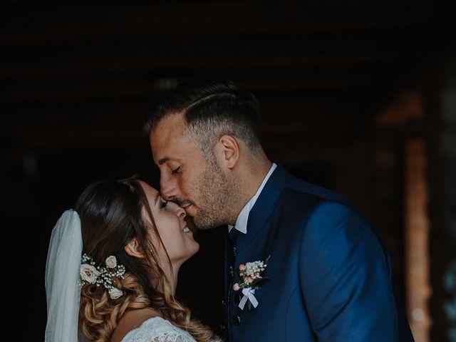 Il matrimonio di Claudio e Elisa a Greccio, Rieti 58