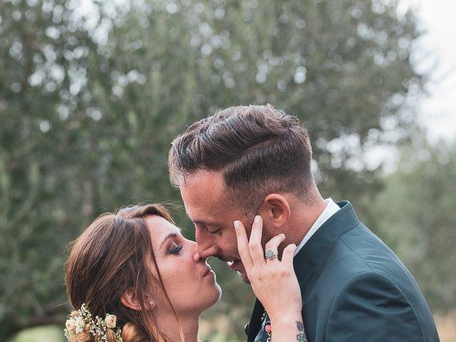 Il matrimonio di Claudio e Elisa a Greccio, Rieti 60