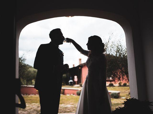 Il matrimonio di Claudio e Elisa a Greccio, Rieti 62