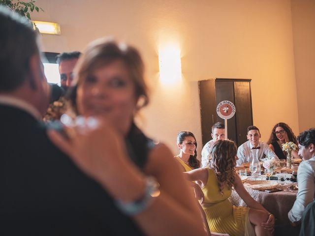 Il matrimonio di Claudio e Elisa a Greccio, Rieti 64