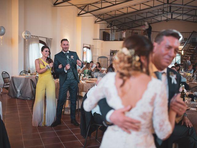 Il matrimonio di Claudio e Elisa a Greccio, Rieti 67
