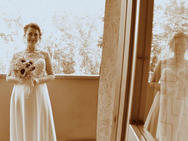 Il matrimonio di Laura e Manuel a Castell'Arquato, Piacenza 6