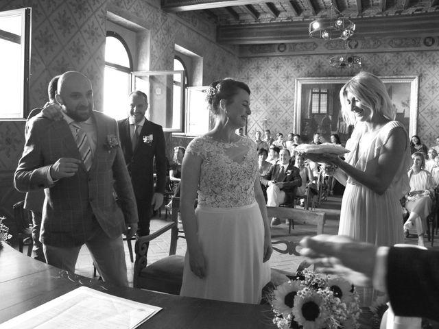 Il matrimonio di Laura e Manuel a Castell'Arquato, Piacenza 8