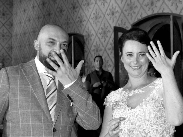 Il matrimonio di Laura e Manuel a Castell'Arquato, Piacenza 9