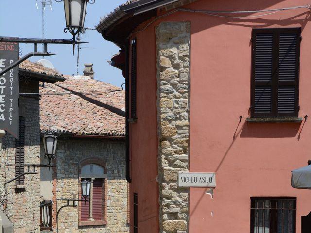 Il matrimonio di Laura e Manuel a Castell'Arquato, Piacenza 10