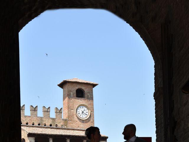Il matrimonio di Laura e Manuel a Castell'Arquato, Piacenza 12