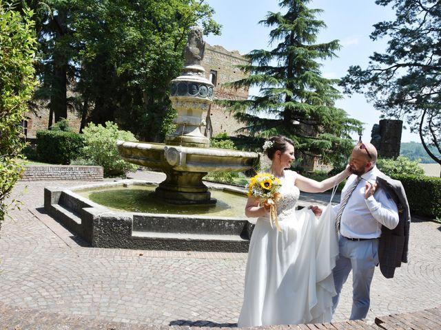 Il matrimonio di Laura e Manuel a Castell'Arquato, Piacenza 14