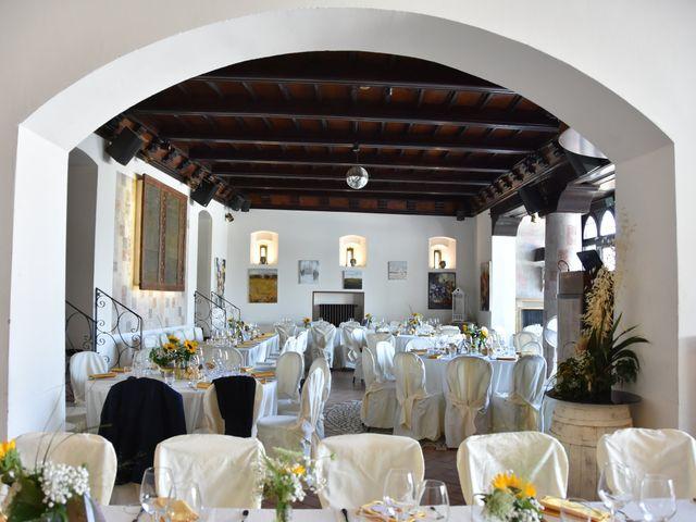 Il matrimonio di Laura e Manuel a Castell'Arquato, Piacenza 15