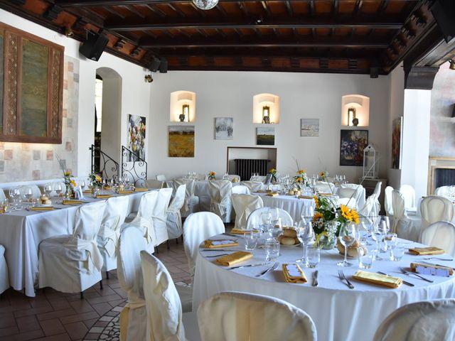 Il matrimonio di Laura e Manuel a Castell'Arquato, Piacenza 16