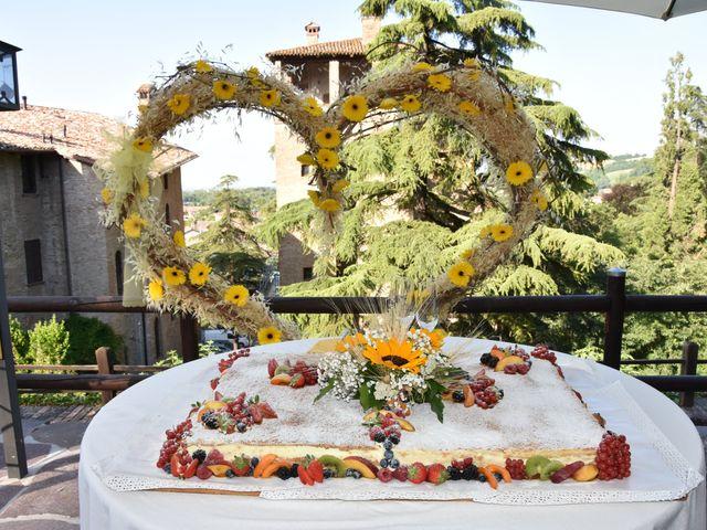 Il matrimonio di Laura e Manuel a Castell'Arquato, Piacenza 17