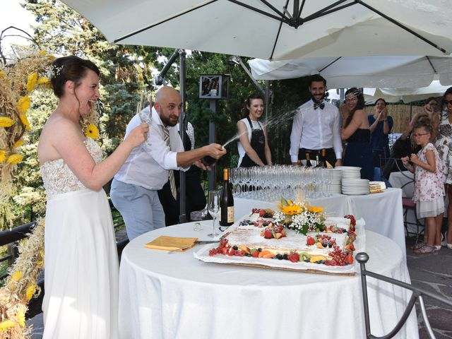 Il matrimonio di Laura e Manuel a Castell'Arquato, Piacenza 18
