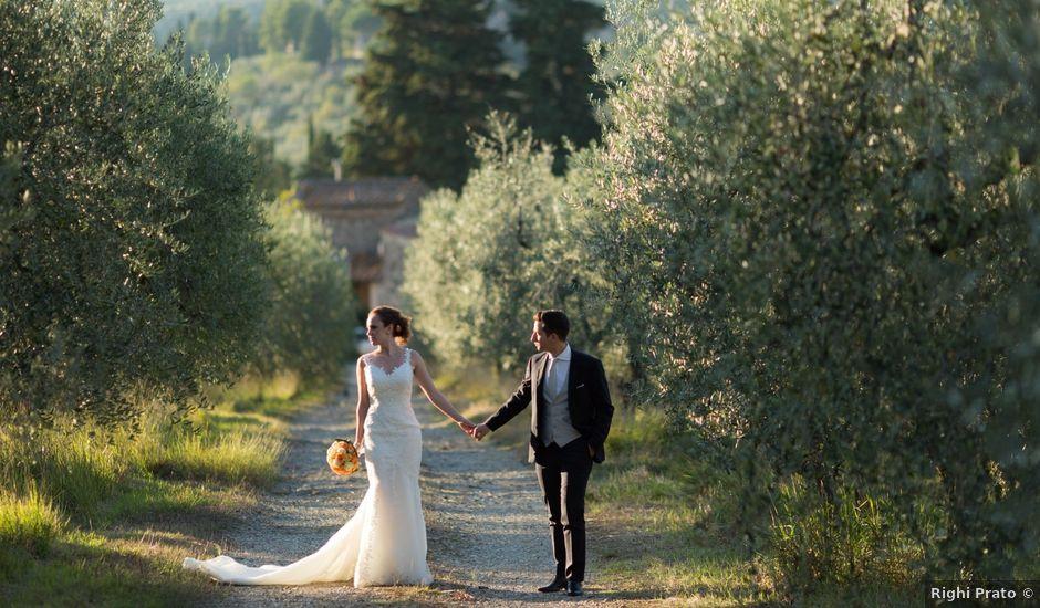 Il matrimonio di Giulio e Nathaly a Firenze, Firenze