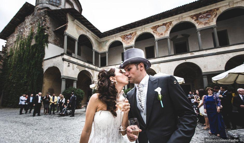 Il matrimonio di Giuseppe e Maria a Cavernago, Bergamo