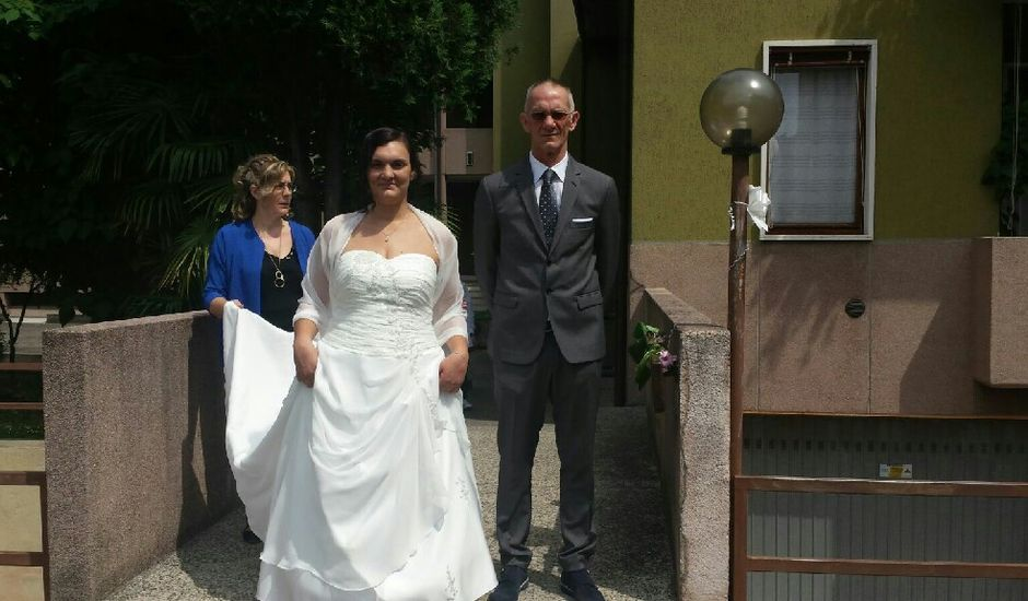 Il matrimonio di Domenico e Silvia a Vigasio, Verona