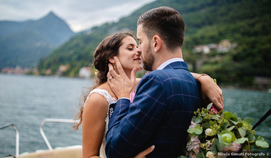 Il matrimonio di Bekim e Daiana a Cannobio, Verbania