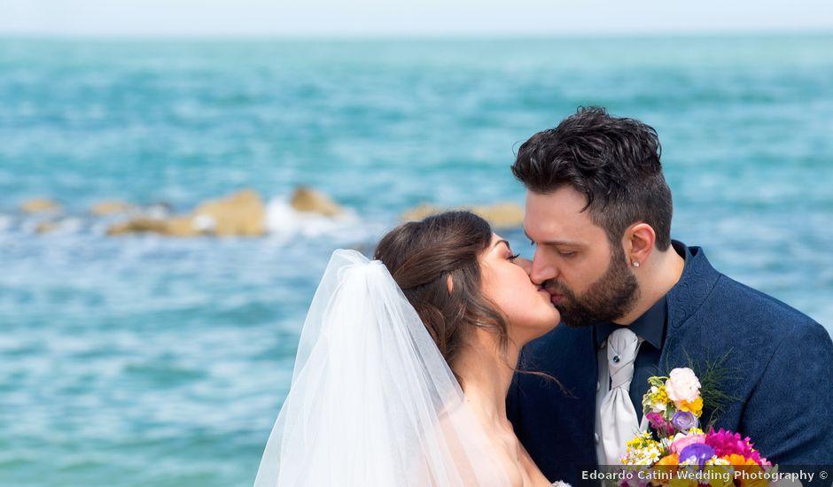 Il matrimonio di Alessandro e Francesca a Treia, Macerata