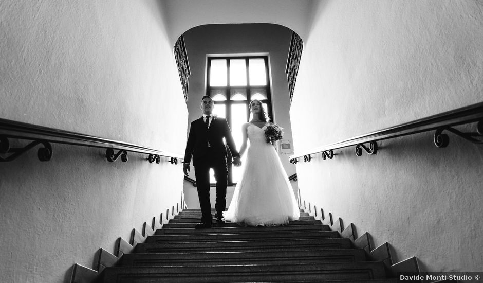 Il matrimonio di Andrea e Silvia a Mortegliano, Udine