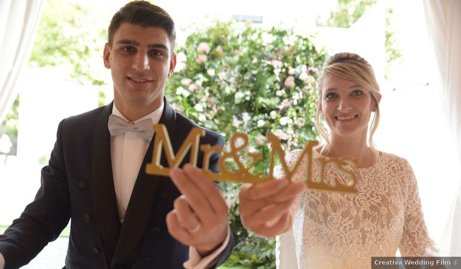 Il matrimonio di Marco e Arianna a Montello, Bergamo