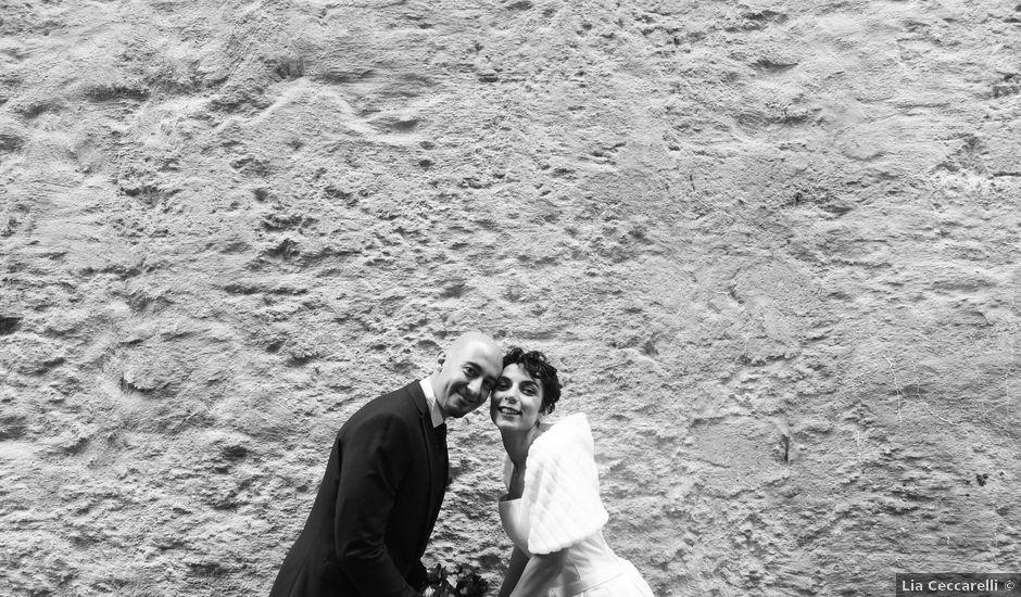 Il matrimonio di Giulio e Lavinia a Narni, Terni