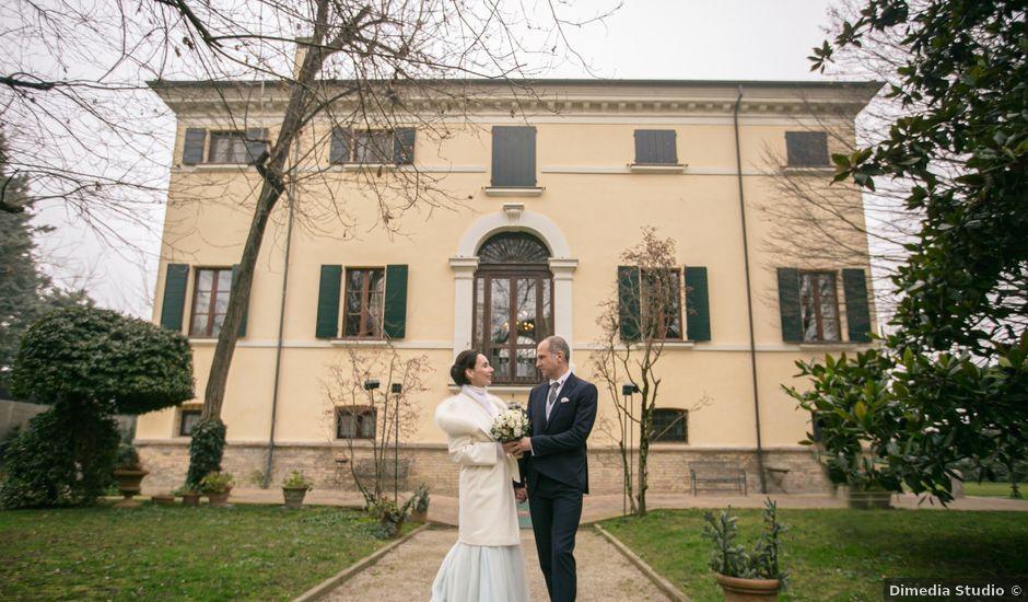 Il matrimonio di Matteo e Marzia a Ravenna, Ravenna