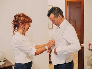 le nozze di Michela e Mauro 1