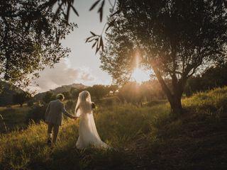 Le nozze di Ilaria e Lorenz