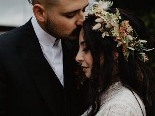 Le nozze di Cristiano e Silvia