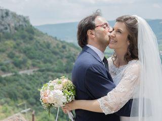 Le nozze di Patrizia e Pino