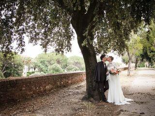 Le nozze di Ilenia e Nunzio