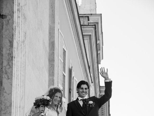 Il matrimonio di Fabrizio e Irene a Roma, Roma 3