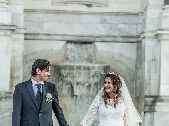 Il matrimonio di Fabrizio e Irene a Roma, Roma 4