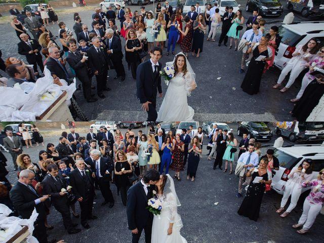 Il matrimonio di Fabrizio e Irene a Roma, Roma 5