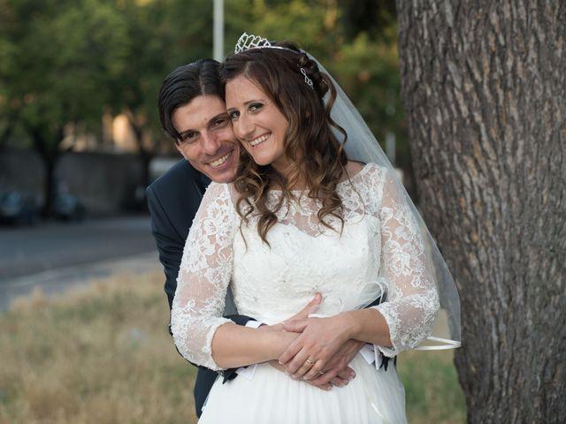 Il matrimonio di Fabrizio e Irene a Roma, Roma 6